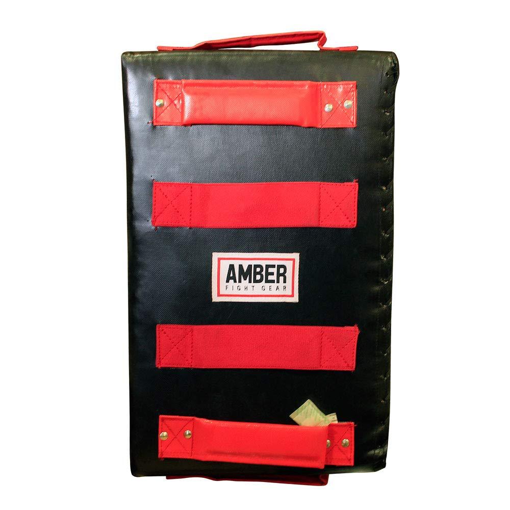 """Amber Fight Gear Multi Layered Body Punching Kick Shield Striking Pads 20/""""x12/"""""""