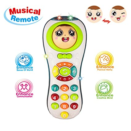 Remote Toys 2 Year Olds Boy Baby Educational Learning 1 4 Old