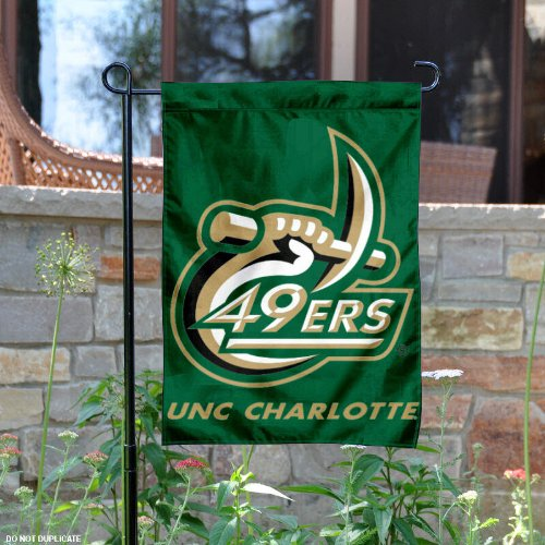 Charlotte Garden Flag Yard Banner product image
