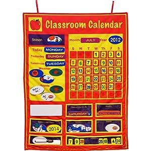 Get Ready Kids Classroom Calendar
