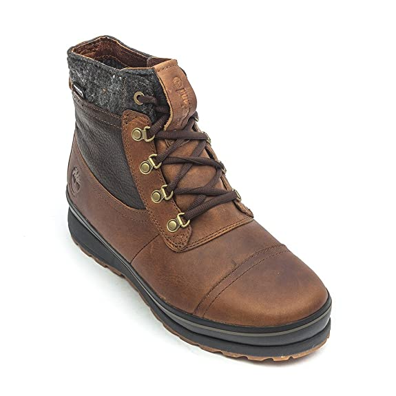 Timberland Mens Lace C7756A EARTH KEEPERS Shas 6 Waterproof in Brown,  Timberland Herren-Schuhe EU/US:44.5: Amazon.co.uk: Shoes & Bags