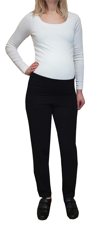 801e394fcefd1 Mimosa Womens Pregnancy and Yoga wear Soft Cotton Rich Maternity Yoga  Loungewear Trousers: Amazon.co.uk: Clothing