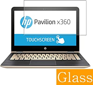 "Synvy Tempered Glass Screen Protector for HP Pavilion x360 13-u100 / u180tu / u131tu / u151tu / u164tu / u104tu / u170tu / u163nr / u175tu 13.3"" Visible Area Film Protectors"
