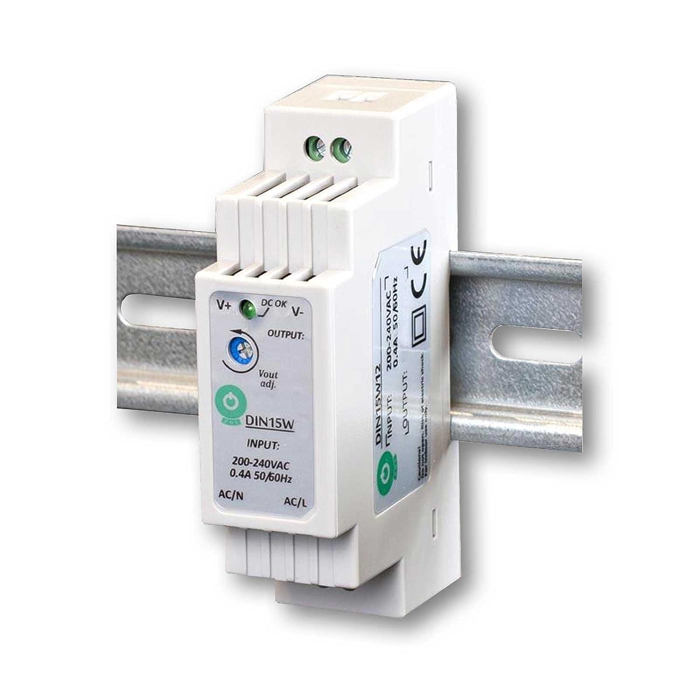 20W1,66A LED Hutschienen Netzteil Trafo Treiber Hutschienennetzteil  12V