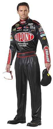 bc1e243e California Costumes Men's Nascar Jeff Gordon Costume, Black, X-Large