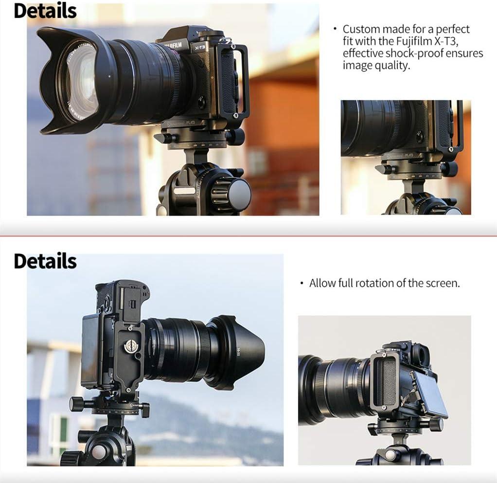 SUNWAYFOTO Special L Bracket Camera Dedicated holder//stand For Fujifilm X-T3