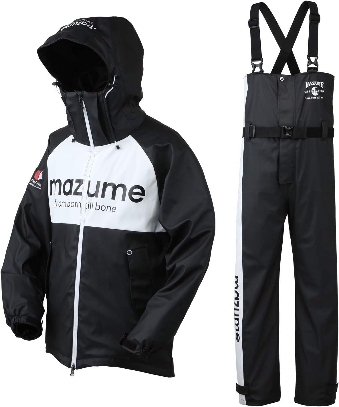 マズメ(MAZUME) ROUGH WATER レインスーツ III MZRS-434