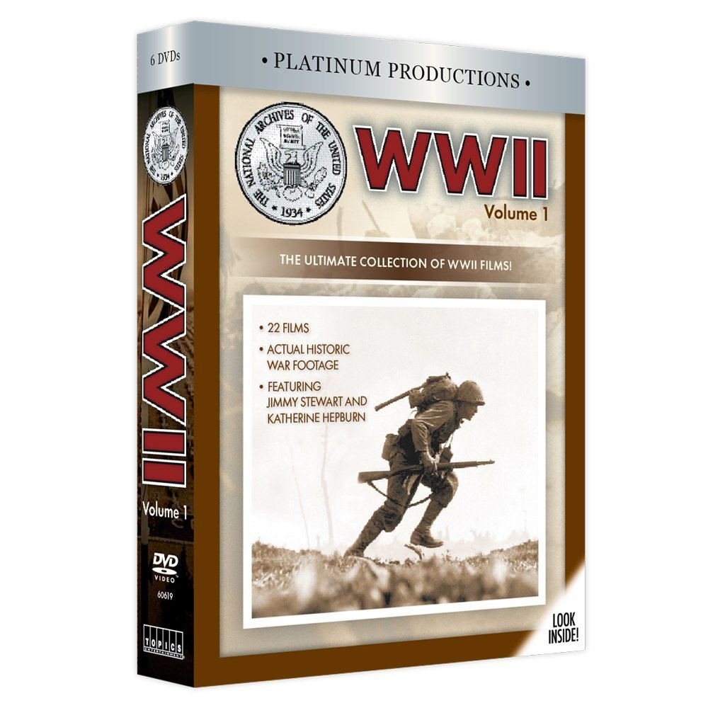 WWII: The Essential Collection: Volume 1