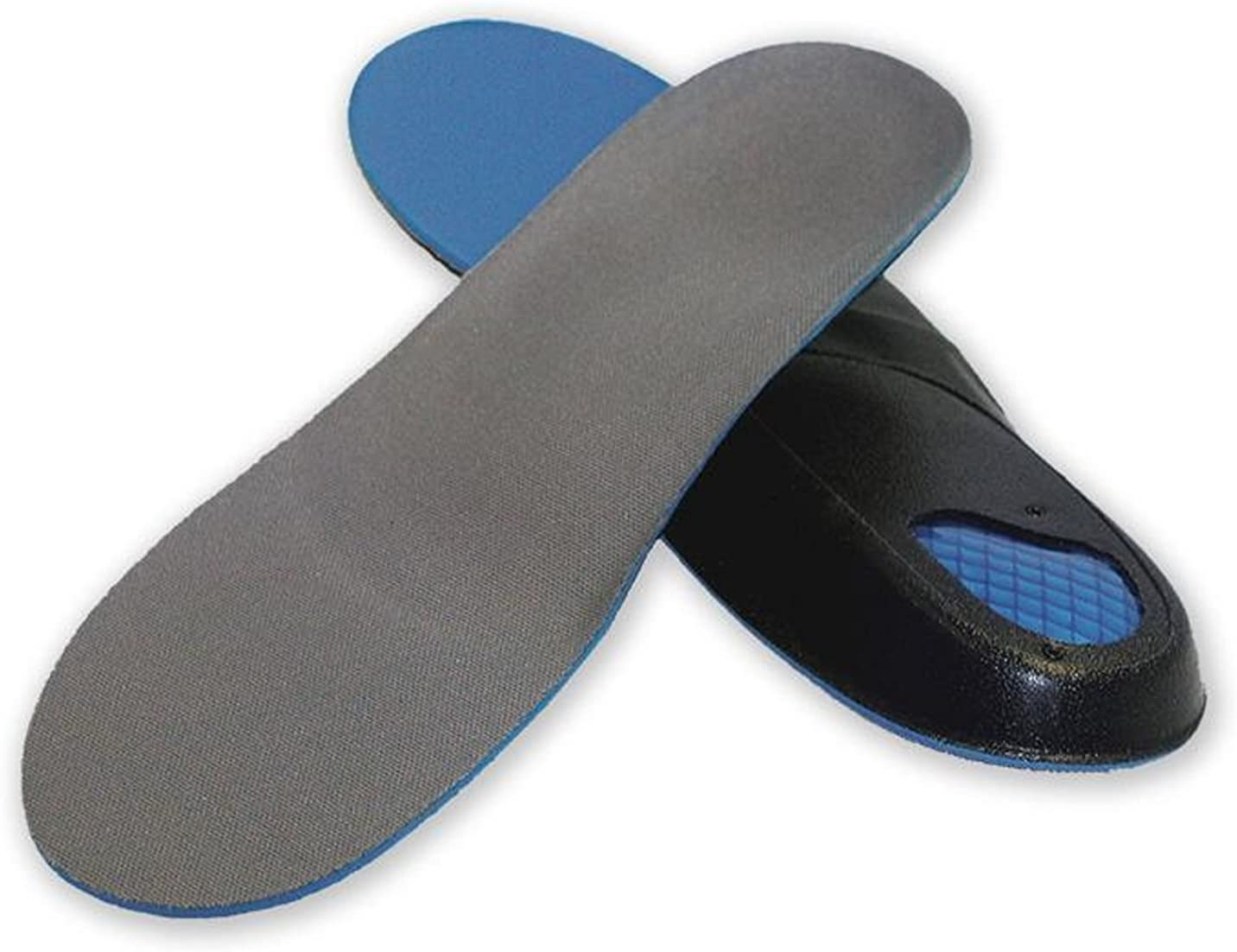 Orthofeet Men Diabetic Comfortable Arch Support Insoles