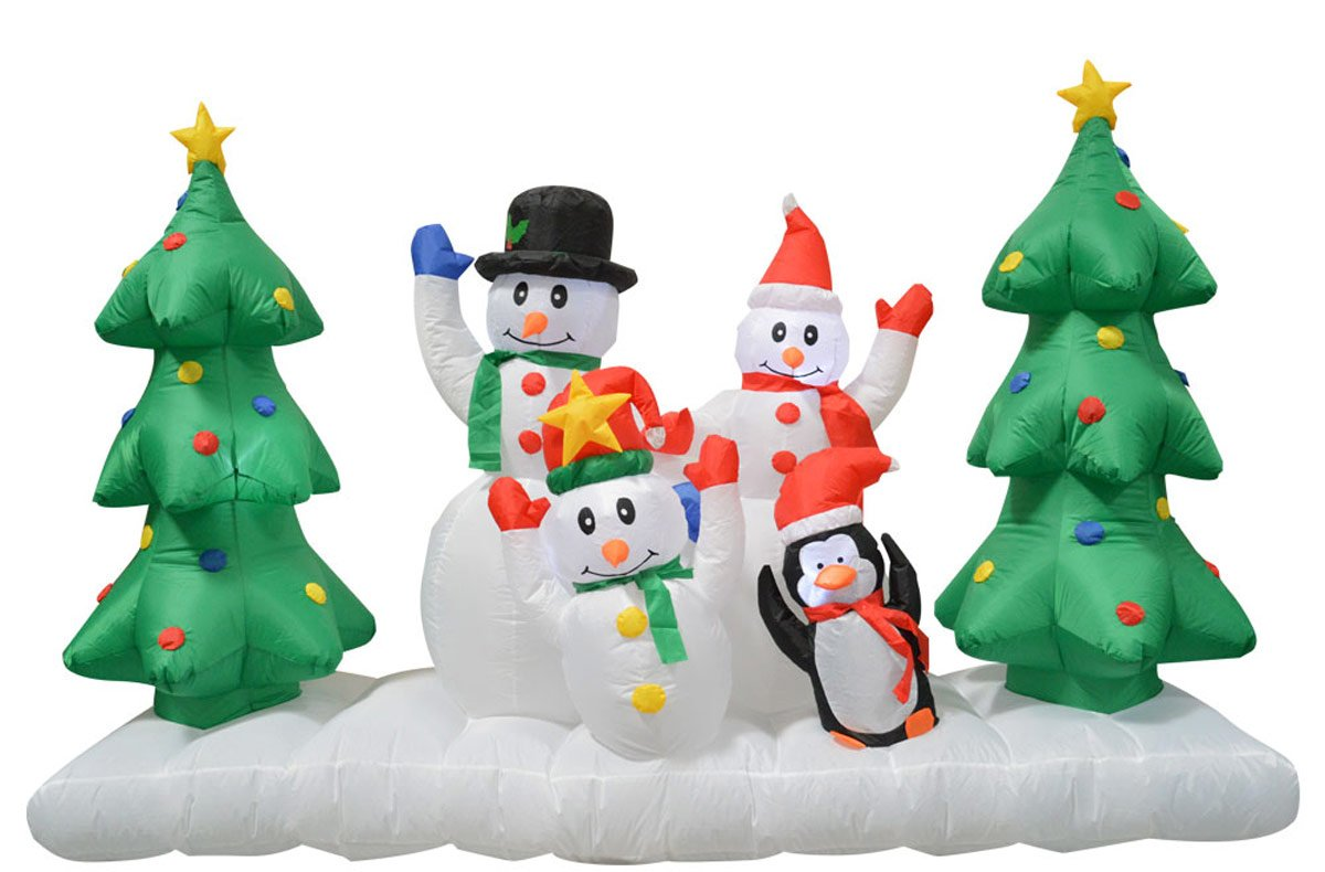 Save 50% on 8-Foot Christmas I...