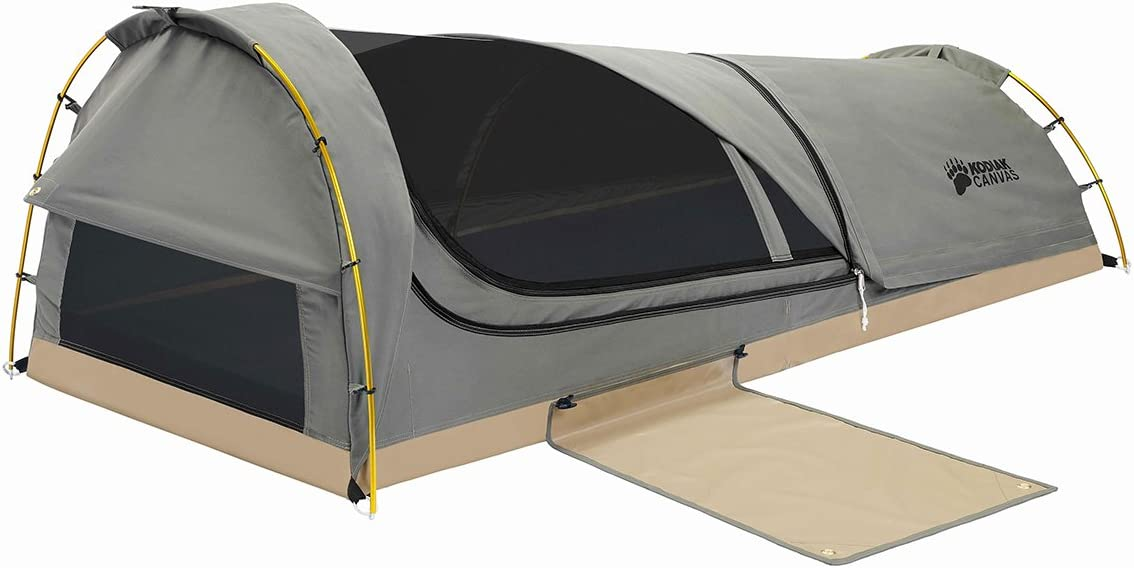 Kodiak Canvas One Person Canvas Tent