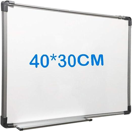 Magnettafel Set Memoboard Wandtafel magnetisches Whiteboard Stiften Schwamm Top