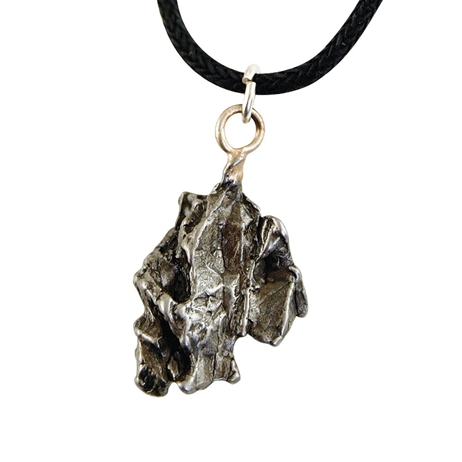 Amazon closeoutzone genuine meteorite necklace piece of amazon closeoutzone genuine meteorite necklace piece of galactic history over 4000 years old clothing aloadofball Image collections
