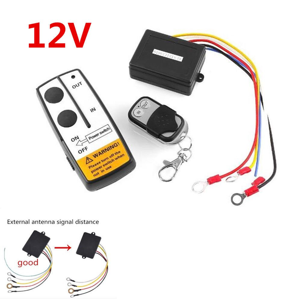 amazon com fidgetgear new 1 x 12v wireless remote control kit for