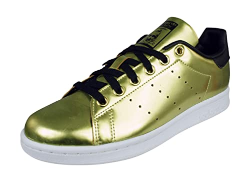 the latest 204eb c0847 Adidas Stan Smith W, Zapatillas de Deporte para Mujer  Amazon.es  Zapatos y  complementos
