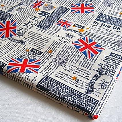 Union Jack Fabric By The Yard Creativehobby Store