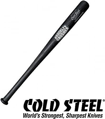 Cold Steel Brooklyn Slammer Unisex Adult Bat 483 mm Black