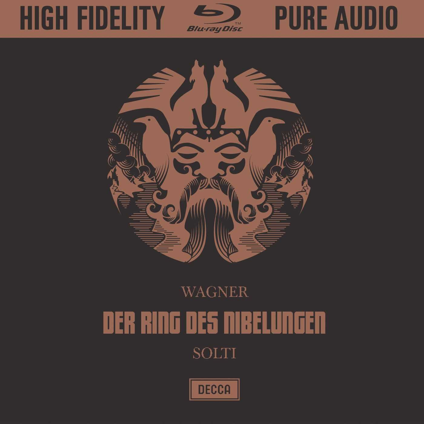 Wagner: Der Ring des Nibelungen (Ring Cycle) by Decca