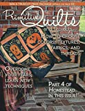 Primitive Quilts and Projects: more info