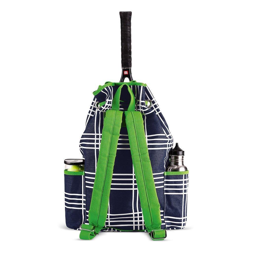 Ame & Lulu Parker Plaid Kingsley Tennis Backpack by Ame & Lulu (Image #2)