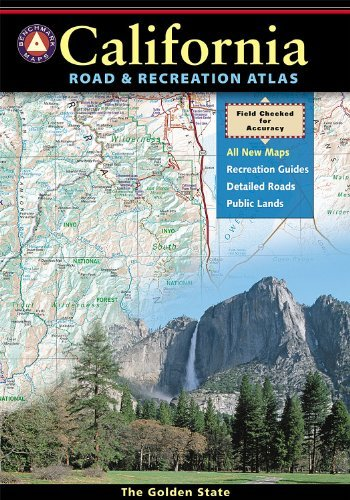 By Benchmark Maps (Firm) - California Road and Recreation Atlas (6th) (12.2.2008) ebook