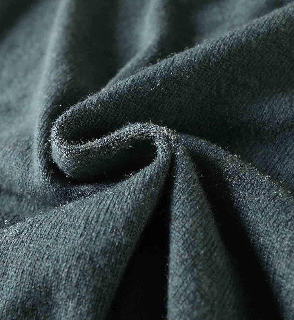 Liny Xin Merino Maglione da Donna con V-Collo Lunga Autunno Leggero Pullover in Maglia di Lana Invernale