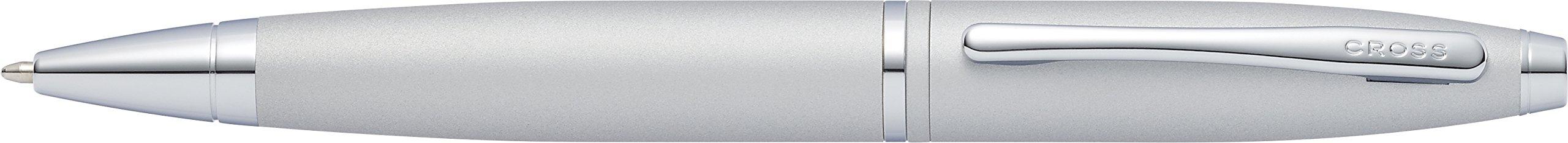 Cross Calais Satin Chrome Ballpoint Pen