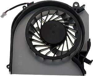 DREZUR CPU Cooling Fan Compatible for HP Pavilion DV6-7000 DV6T-7000 DV7-7000 Series Laptop Cooler 682061-001