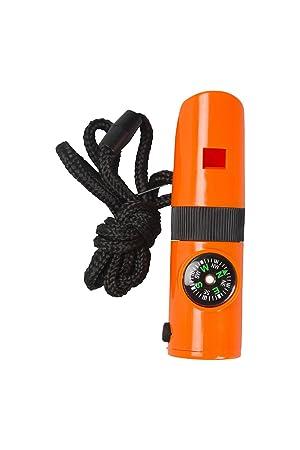 2 X Mini Whistle Sport Camping Hiking Survival Emergency Tool Keyring Camping & Hiking Uk Seller Sporting Goods