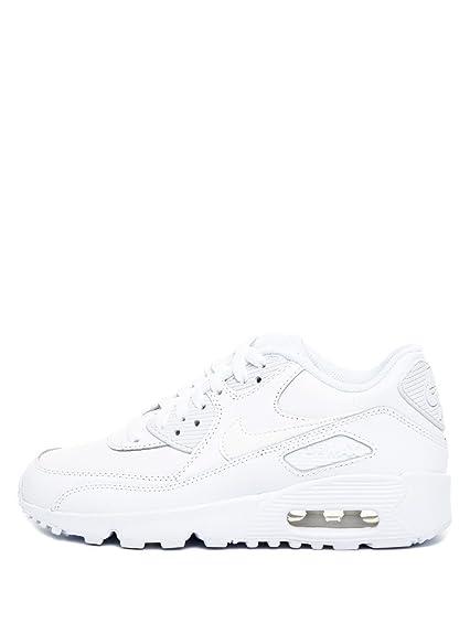 NIKE Schuhe Damen Sneaker 833412 100 AIR MAX 90 Weiss White