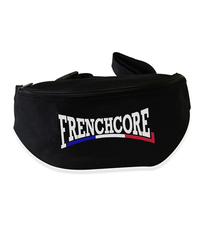 Hip Bag Gü rteltasche Frenchcore Flag FR-011-002