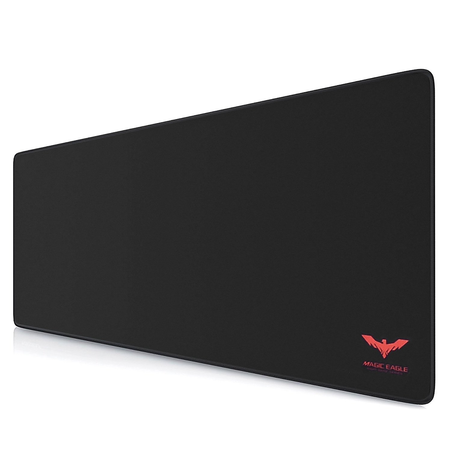 Havit Extended Large Gaming Mouse Pad, Non-Slip Rubber Base-36'' X 16'', 3mm Thick, Black (HV-MP855)