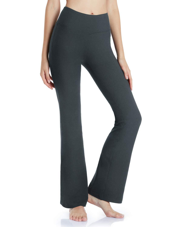 a3fd30ecc447 TSLA Women s Yoga Bootleg Athletic Relaxed Lounge Pants Capri Series  FYB01 FBP60 FBC40 product
