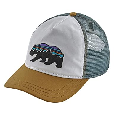 Image Unavailable. Image not available for. Color  Patagonia Women s Fitz  Roy Bear Trucker Hat 877fb4ecd7a