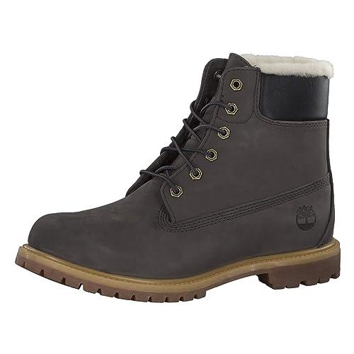 Timberland Damen Boots 6 Inch Premium Shearling