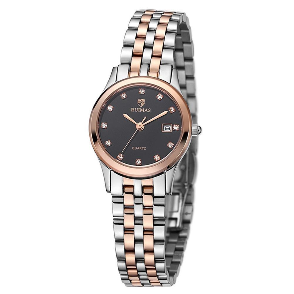 WP- Uhr Armbanduhr Damenuhr Chronograph Quarz Damenmode zu sehen zu sehen  - 3