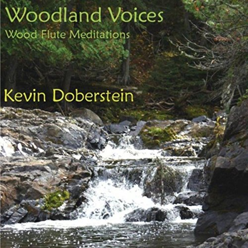 Woodland Voices: Soothing Nature with Wood Flute Meditations [Explicit] ()