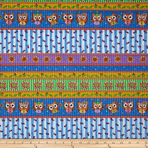 Tutti Frutti Plisse Stripe s Multi Fabric By The Yard