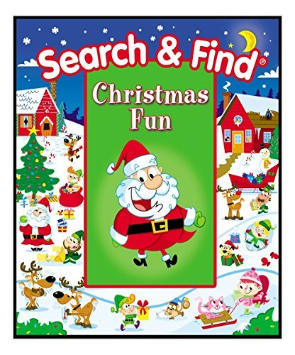 Download Search and Find Christmas Fun pdf epub