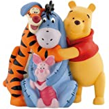 Bullyland - B12222 - Tirelire Winnie L'Ourson et ses Amis Disney