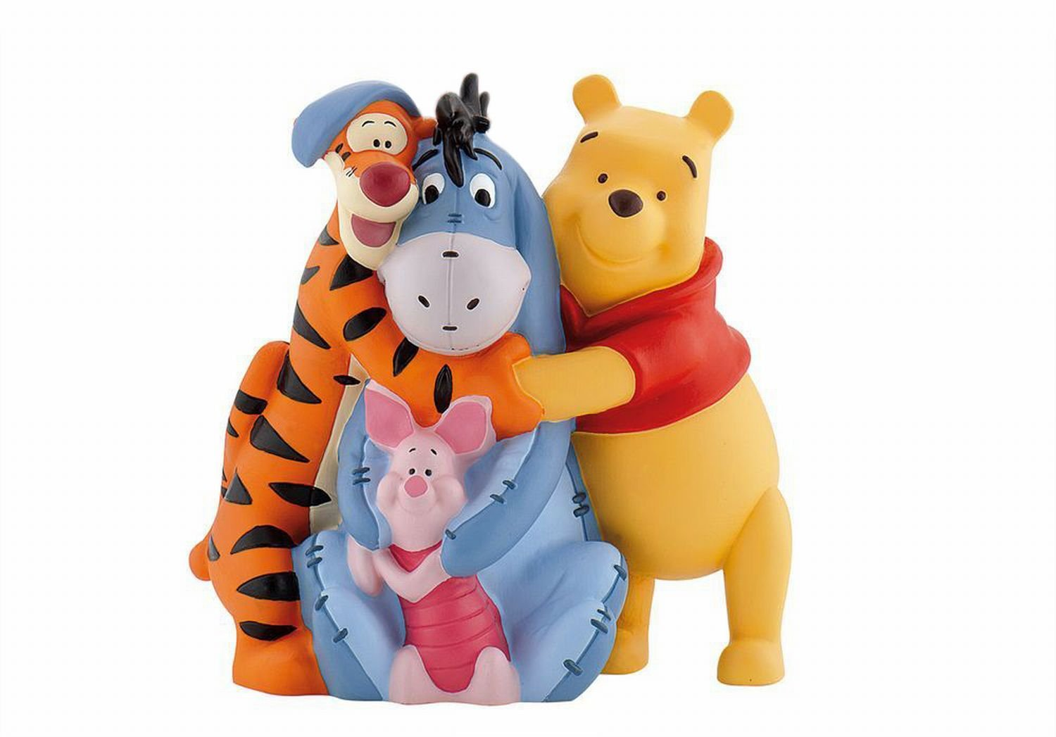 Bullyland Money Bank Winnie & Friends Action Figure