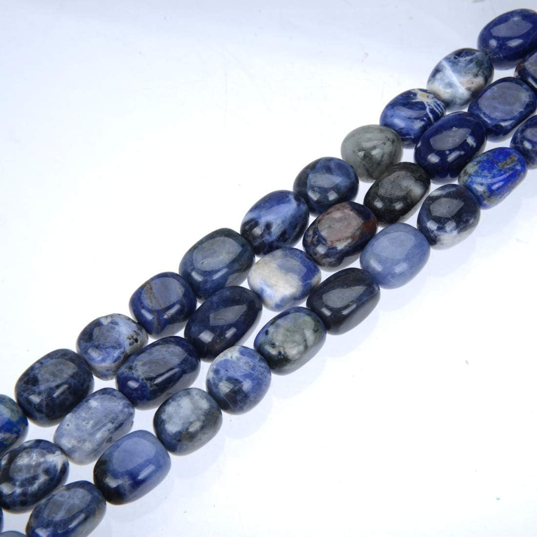 Sodalite 10mm Natural Gemstone Round Beads 15 Inch Loose