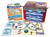 NewPath Learning 4 Piece Curriculum Mastery (ELA, Math & Science) Game Set, Grade 5, Class-Pack