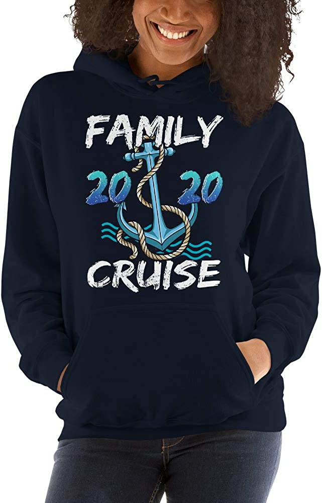 Family Cruise Squad 2020 Summer Holiday Matching Family Unisex Hoodie