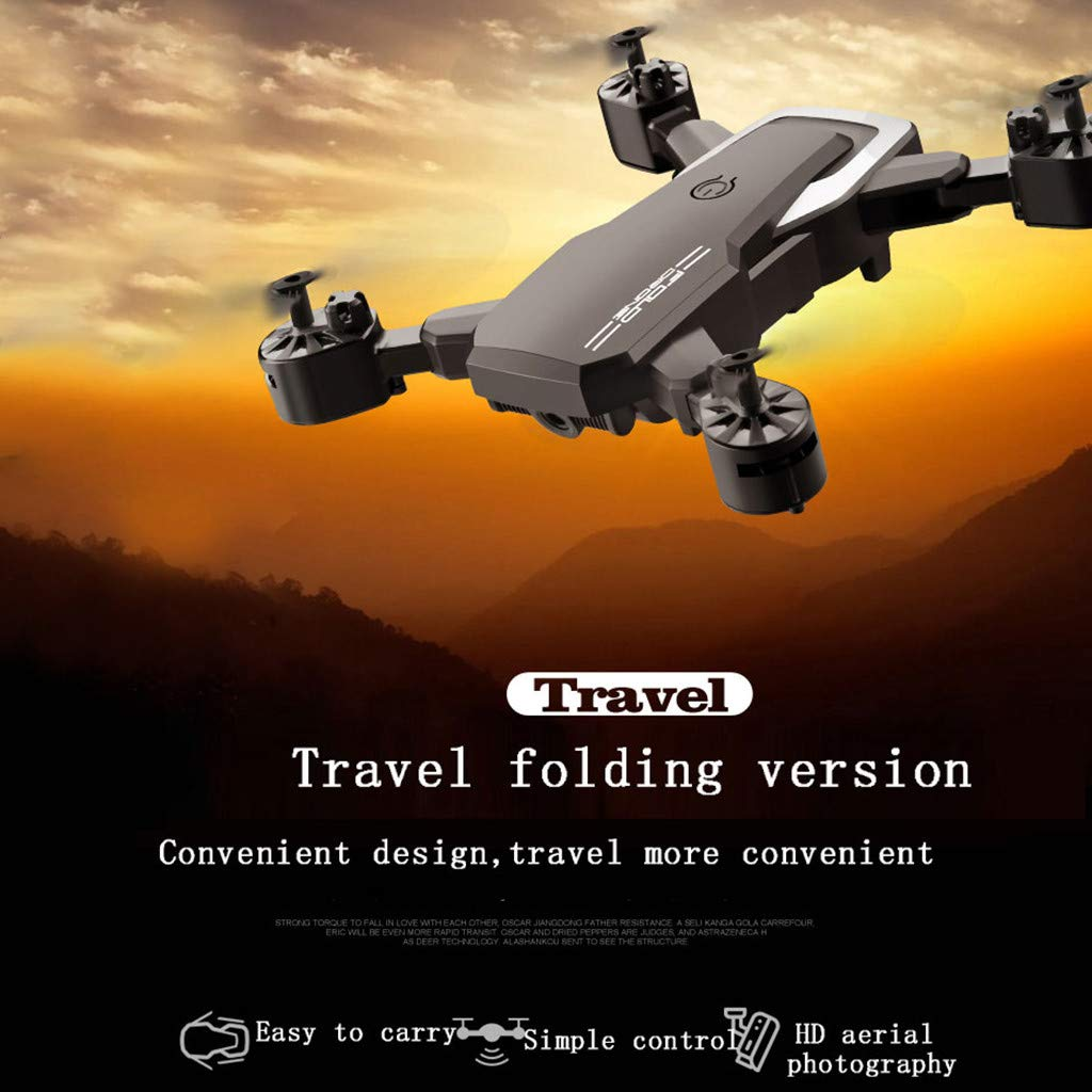 Amazon.com: DEESEE(TM)🍁🍁Reikirc Foldable WiFi 1080P Drone ...