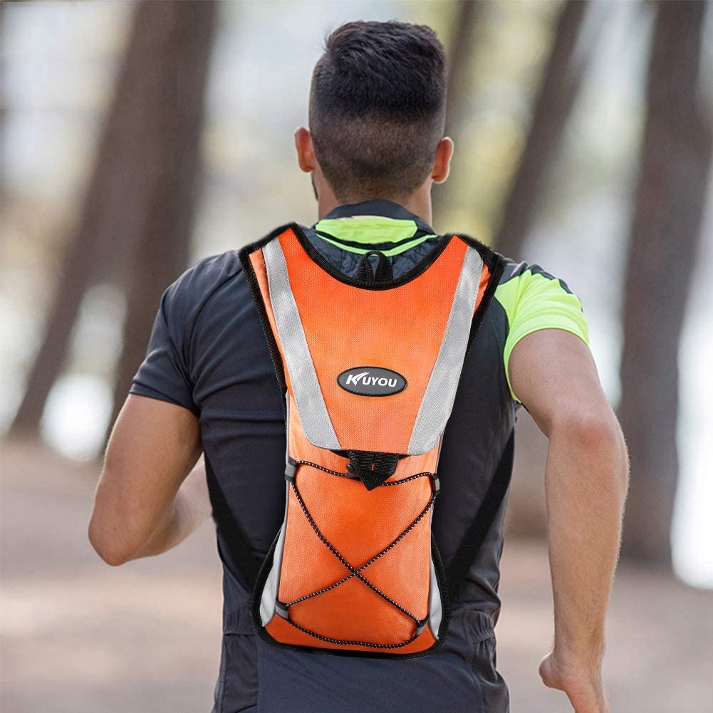 KUYOU Hydration Pack with 2L Hydration Bladder Water Rucksack Backpack Bladder Bag Cycling Bicycle Bike//Hiking Climbing Pouch