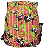 Obersee Kids Pre-School All-in-One Backpack with Cooler, Panda