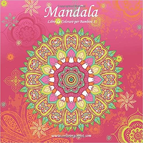 Mandala Libro da Colorare per Bambini 1: Volume 1 (Mandala per Bambini)