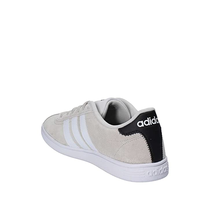 adidas Scarpe Uomo Sneakers VL Court in camoscio Beige BB9632 UaYjQJgc3