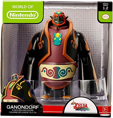 NINTENDO World of Ganon Action Figure